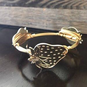 Jewelry - Strawberry Gold Wired Bracelet